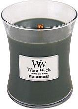 Kup Świeca zapachowa w szkle - WoodWick Hourglass Candle Evening Bonfire