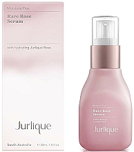 Kup Nawilżające serum różane do twarzy - Jurlique Moisture Plus Rare Rose Serum