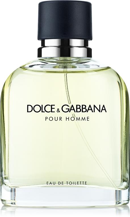 Dolce & Gabbana Pour Homme - Woda toaletowa (tester z nakrętką)