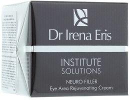 Kup Odmładzający krem na okolice oczu - Dr Irena Eris Institute Solutions Neuro Filler Eye Area Rejuvenating Cream