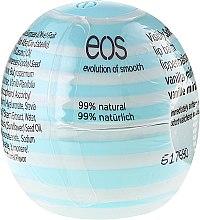 Kup Wygładzający balsam do ust Wanilia i mięta - EOS Visibly Soft Vanilla Mint Smooth Sphere Lip Balm