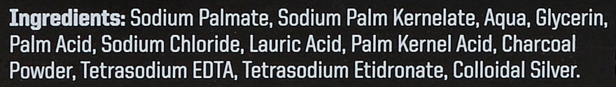 Mydło aseptyczne ze srebrem koloidalnym dla mężczyzn - Zew Aseptic Colloidal Silver Soap — фото N4