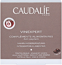Kup Antyoksydacyjny suplement diety na piękne ciało i twarz - Caudalie Vinexpert Dietary Anti-Oxidant Supplements