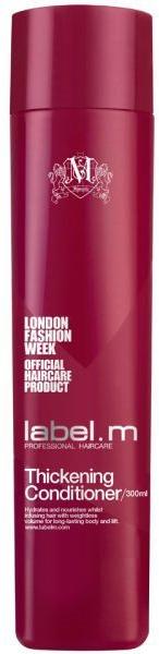 Nawilżająca odżywka nadająca włosom objętość - Label.m Thickening Conditioner — фото N1