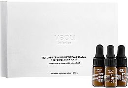 Kup Zestaw - Veoli Botanica The Perfect Skin Focus (f/ser 3 x 3 ml)