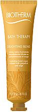 Kup Nawilżający krem do rąk Grejpfrut i szałwia - Biotherm Bath Therapy Delighting Blend Hand Cream