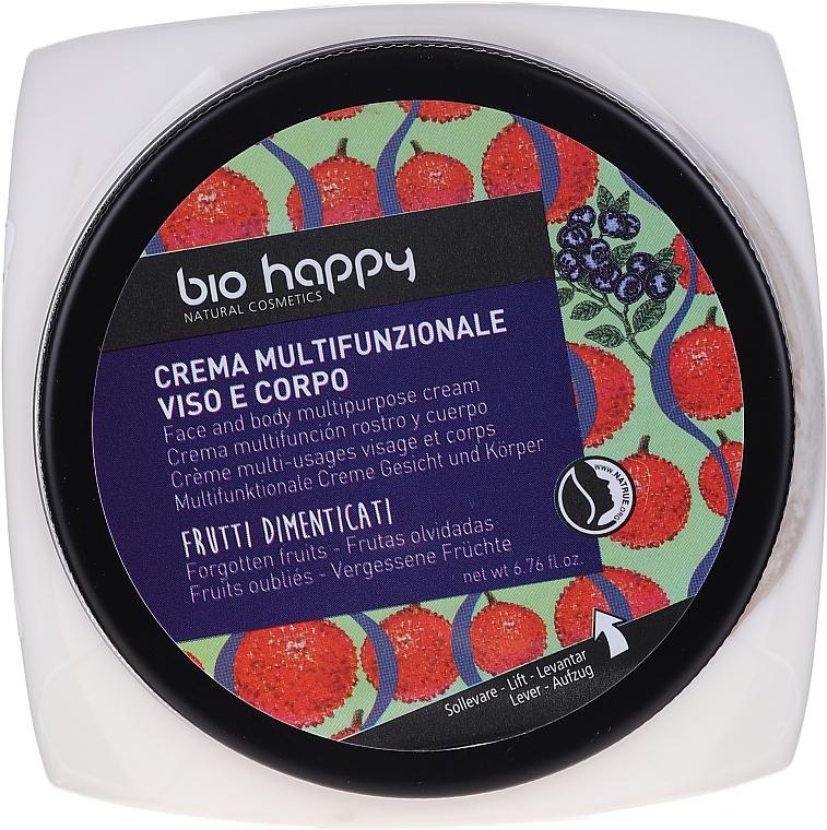 Krem do twarzy i ciała - Bio Happy Arbutus & Elderberry Face & Body Cream — фото N1