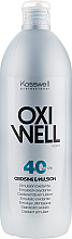Kup PRZECENA! Emulsja utleniająca do włosów 12% - Kosswell Professional Oxidizing Emulsion Oxiwell 12% 40 vol *