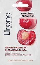 Kup Witaminowa maska ultranawilżająca do twarzy - Lirene Dermoprogram