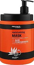 Kup Nawilżająca maska do włosów Aloes i granat - Prosalon Moisturizing Mask Aloe & Pomegranate