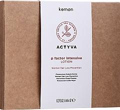 Kup Balsam przeciw wypadaniu włosów - Kemon Actyva P Factor Lotion Donna Intensive