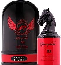 Kup Armaf Niche Bucephalus No. XI - Woda perfumowana
