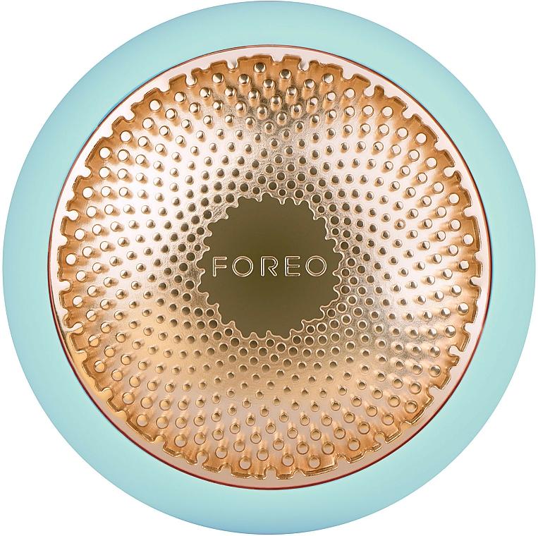 Urządzenie do nakładania maseczki na twarz - Foreo UFO Smart Mask Treatment Device Mint — фото N1
