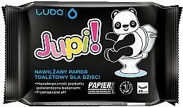 Kup Nawilżany papier toaletowy dla dzieci - Luba Jupi Wipes