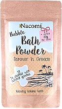 Kup Puder do kąpieli Greckie lato - Nacomi Summer In Greece Bath Powder