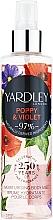 Kup Yardley Poppy & Violet - Perfumowana mgiełka do ciała