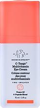 Kup Multiwitaminowy krem rozświetlający pod oczy - Drunk Elephant C-Tango Multivitamin Eye Cream