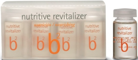 Regenerująca kuracja do włosów - Broaer B2 Nutritive Revitalizer — фото N1
