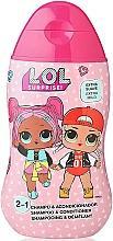 Kup Szampon i odżywka do włosów 2 w 1 dla dzieci - Lorenay LOL Surprise Shampoo & Conditioner