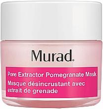 Kup Maseczka do twarzy zwężająca pory - Murad Pore Rescue Pore Extractor Pomegranate Mask