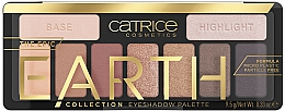 Kup Paleta cieni do powiek - Catrice The Epic Earth Collection Eyeshadow Palette