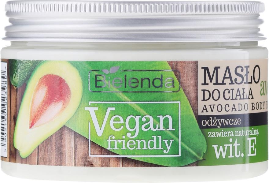 Odżywcze masło do ciała Awokado - Bielenda Vegan Friendly