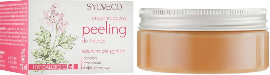 Peeling enzymatyczny do twarzy - Sylveco