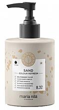 Kup Maska odświeżająca kolor włosów - Maria Nila Colour Refresh Sand