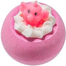 Kup Musująca kula do kąpieli - Bomb Cosmetics Pink Elephants and Lemonade Bomb Bath Blaster