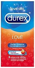 Kup PRZECENA! Prezerwatywy, 6 szt. - Durex Love *
