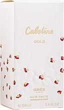 Kup Parfums Gres Cabotine Gold - Woda toaletowa