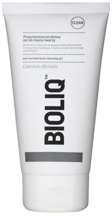 Przeciwzmarszczkowy żel do mycia twarzy - Bioliq Clean Anti-Wrinkle Face Cleansing Gel