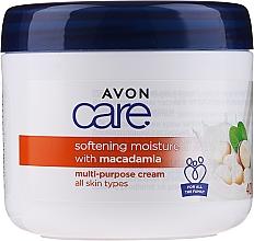 Kup Zmiękczający krem nawilżający do twarzy i ciała z olejem makadamia - Avon Care Multi-Purpose Cream