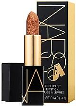 Kup PRZECENA! Brokatowa szminka do ust - Nars Disco Dust Lipstick *
