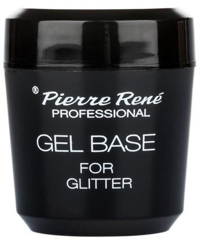 Baza pod cienie sypkie - Pierre René Gel Base For Glitter — фото N1