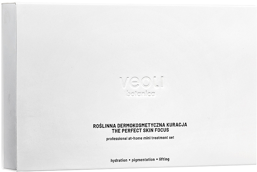 Zestaw - Veoli Botanica The Perfect Skin Focus (f/ser 3 x 3 ml)  — фото N2