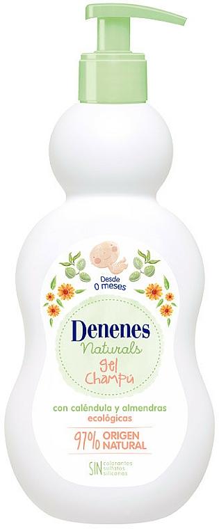 Żel-szampon dla dzieci - Denenes Naturals Gel & Shampoo — фото N1