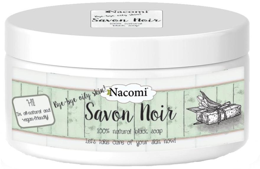 Mydło czarne - Nacomi Savon Noir