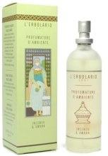 Kup Perfumy do wnętrza Kadzidło i ambra - L'Erbolario Profumatore D'Ambiente Incenso And Ambra