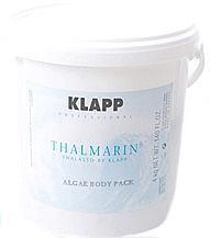 Kup Algi do pielęgnacji ciała - Klapp Thalmarin Algae Body Pack