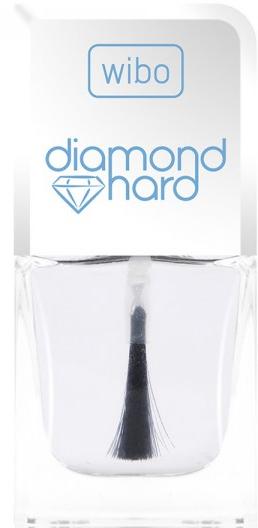 Wzmacniająca odżywka do paznokci - Wibo Diamond Hard