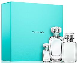 Kup Tiffany & Co Eau De Parfum - Zestaw (edp 75 ml + edp 5 ml + sh/gel 100 ml)