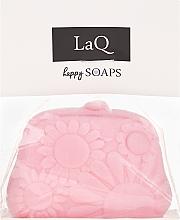 Kup Naturalne mydło ręcznie robione o zapachu wiśniowym Portmonetka - LaQ Happy Soaps