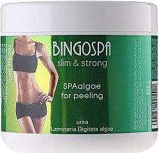 Kup Algi do peelingu wyszczuplającego - BingoSpa Algae Peeling Slimming