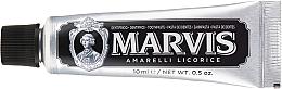 Kup Pasta do zębów - Marvis Dentif Amarelli Licorice (miniprodukt)