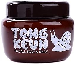 Kup Przeciwzmarszczkowy krem z wyciągiem ze śluzu ślimaka - Urban Dollkiss Tongkeun Snail Cream