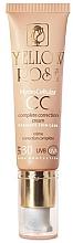 Kup Krem CC z filtrem przeciwsłonecznym - Yellow Rose Hydrocellular CC Cream SPF30