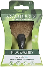 Kup Wymienny wkład do pędzla do pudru i rozświetlacza - EcoTools Interchangeables Fan Head