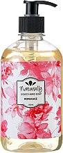 Kup Naturalne mydło w płynie do rąk Romans - Naturally Hand Soap Romance