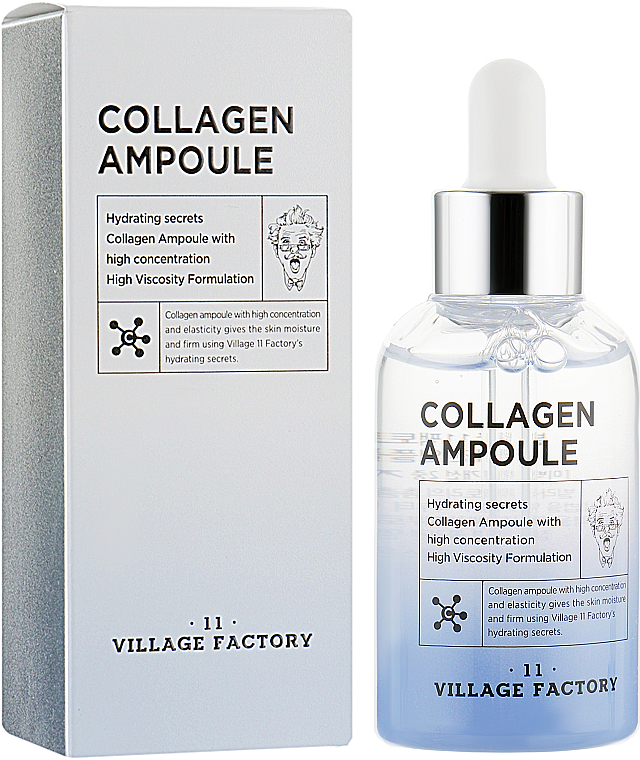Serum kolagenowe w ampułkach - Village 11 Factory Collagen Ampoule — фото N1